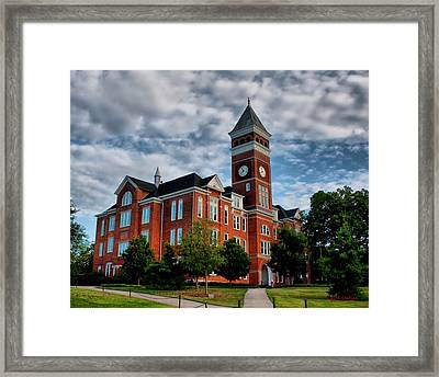 Tillman Hall Framed Print