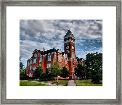 Tillman Hall Framed Print by Lynne Jenkins