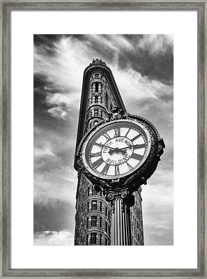 Time And Again Framed Print by Jessica Jenney
