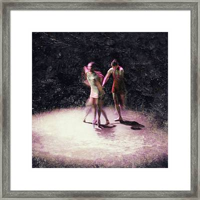 Time And Again Framed Print by Martina Rall