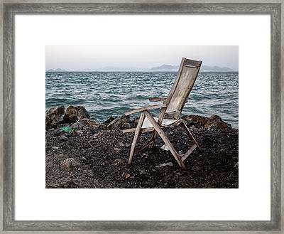 Time And Memory Framed Print