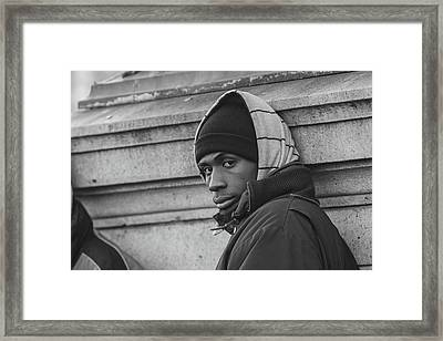 Times They Are A Changin'? Framed Print
