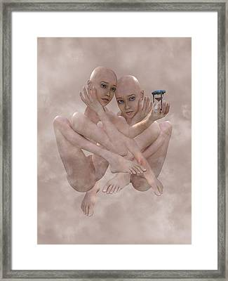Time Can Heal 5 Of 5 Framed Print by Betsy Knapp
