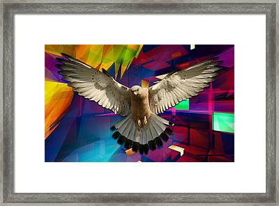 Time For Me To Fly Framed Print