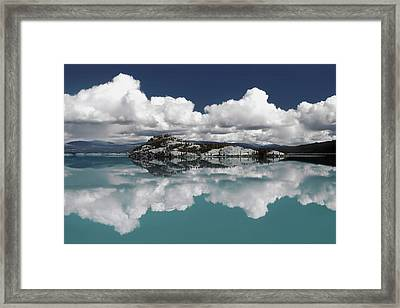 Time For Reflection Framed Print