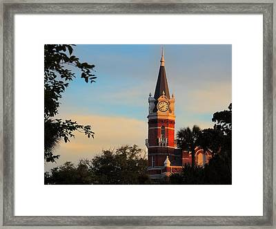 Time Gone By Framed Print by Laura Ragland