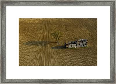 Time Is The Only Witness Framed Print