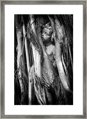 Time Nurtures Love Framed Print