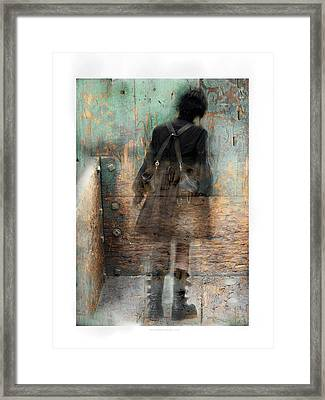 Time Passages - Beyond All Barriers Framed Print by Bob Salo