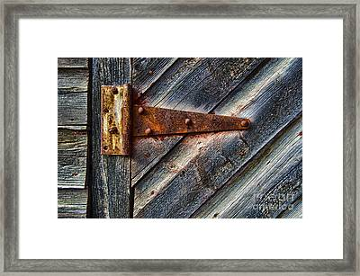 Time Passages Framed Print by Bob Christopher