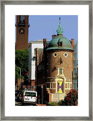 Time To Face The Harvard Lampoon Framed Print