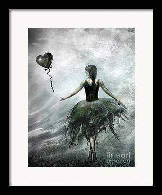 Tutu Framed Prints