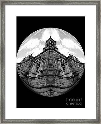 Time Two Framed Print