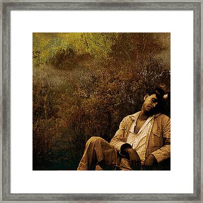 Time Warp Framed Print by Jeff Burgess