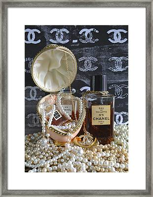 Timeless Beautiful Accessories 5 Framed Print by To-Tam Gerwe