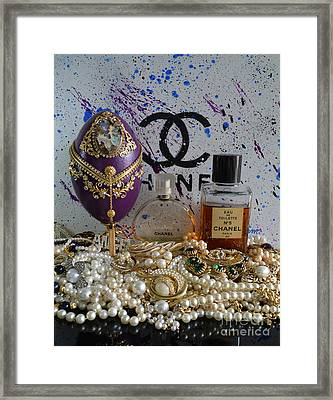 Timeless Accessories 9 Framed Print by To-Tam Gerwe