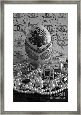 Timeless Accessories Framed Print by To-Tam Gerwe