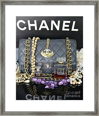 Timeless Beautiful Accessories 27 Framed Print by To-Tam Gerwe