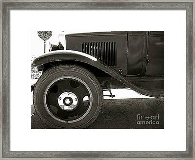 Timeless Framed Print by Amy Strong