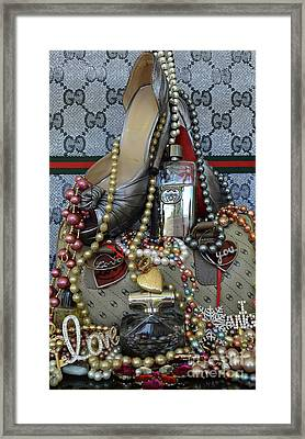 Timeless Beautiful Accessories 65 Framed Print