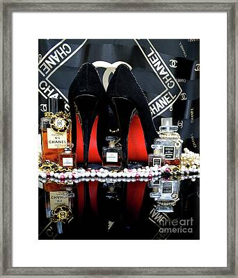 Timeless Beautiful Accessorries 35 Framed Print by To-Tam Gerwe
