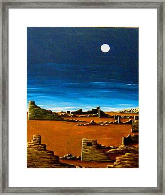 Timeless Framed Print by Diana Dearen