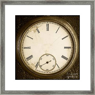 Timeless Framed Print by Edward Fielding