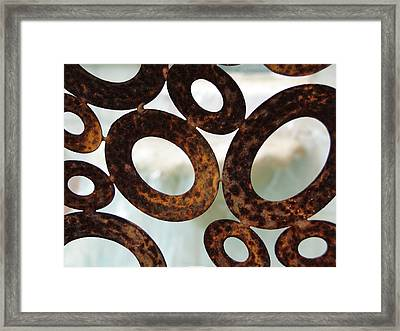 Timeless Framed Print by Gail Butters Cohen
