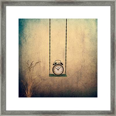 Timeless Framed Print by Ian Barber