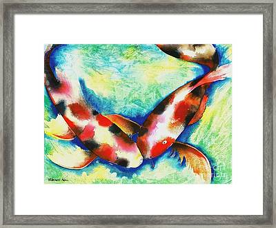 Timeless Love Framed Print