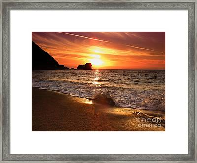 Timeless Moments Framed Print by Scott Cameron