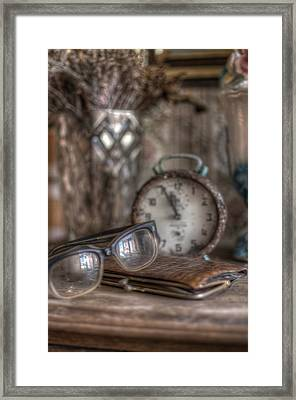 Timeless Framed Print by Nathan Wright