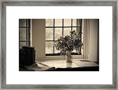 Timeless Framed Print by Paul Godin