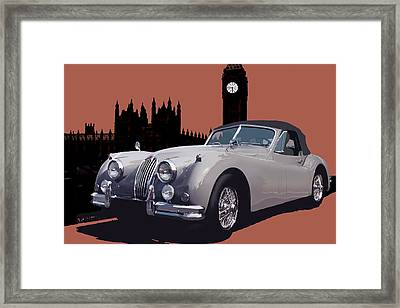 Timeless Framed Print by Richard Herron