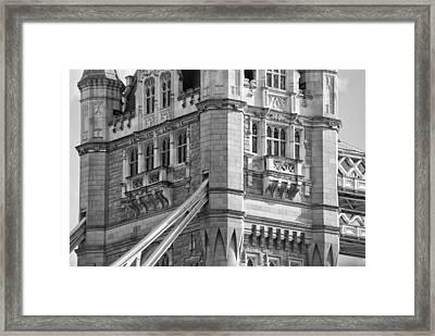 Timeless Tower Framed Print