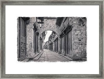 Timeless. Framed Print