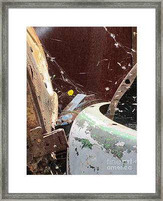Framed Print featuring the photograph Timeless Wish by Marie Neder