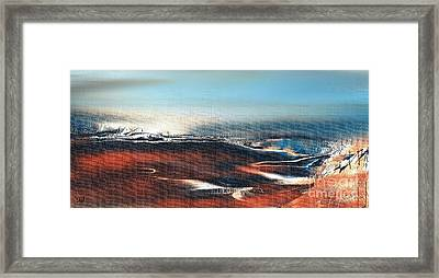 Silent Host Framed Print
