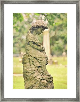 Tiniest Angel Framed Print by JAMART Photography