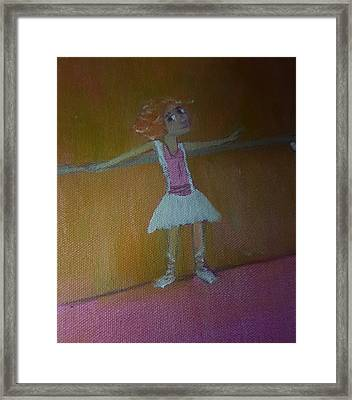 Tiny Dancer Framed Print