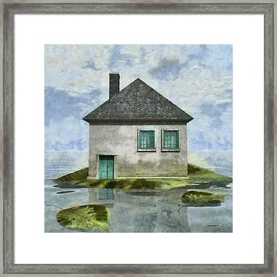 Tiny House 2 Framed Print