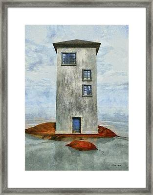 Tiny House 3 Framed Print