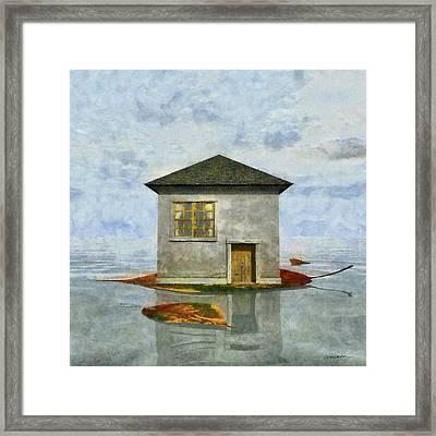 Tiny House 5 Framed Print