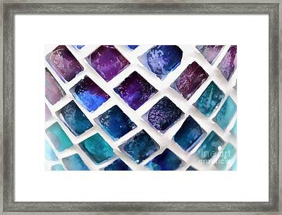 Tiny Windows II Framed Print