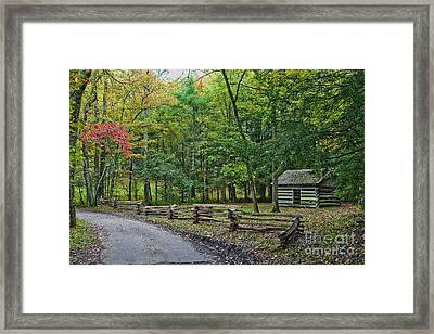Tipton Place Framed Print