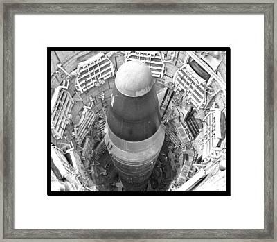 Titan Missile Site Museum Framed Print