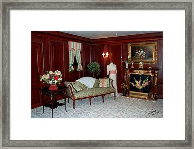 Titanic First Class Framed Print by DigiArt Diaries by Vicky B Fuller