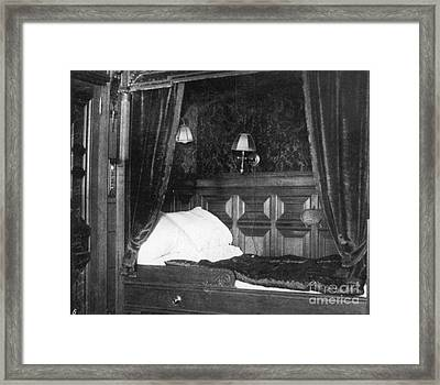 Titanic: Suite, 1912 Framed Print by Granger