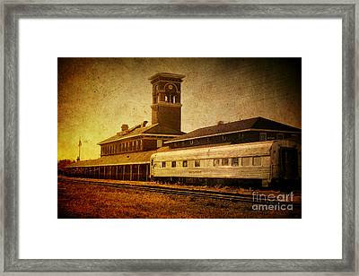 Titletown Brewing Company Framed Print