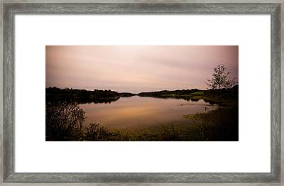 Tittesworth Reservoir Framed Print